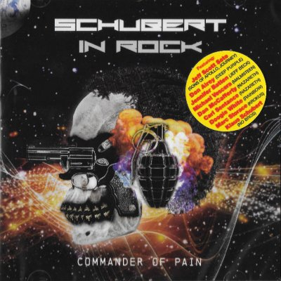 Schubert In Rock - Commander Of Pain (2018) FLAC
