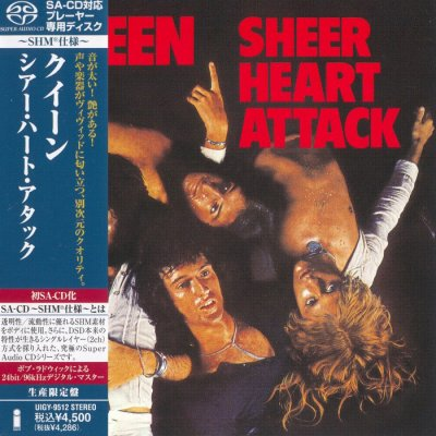 Queen - Sheer Heart Attack (2011) SACD-R