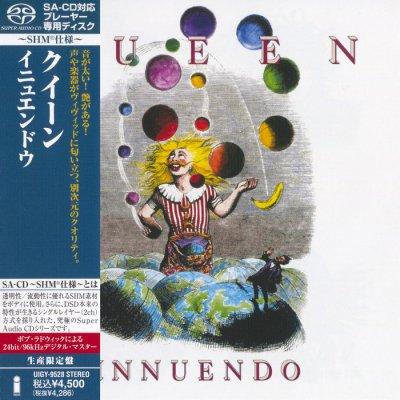 Queen - Innuendo (2012) SACD-R