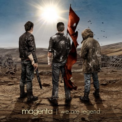 Magenta - We Are Legend (2017) DVD-Audio
