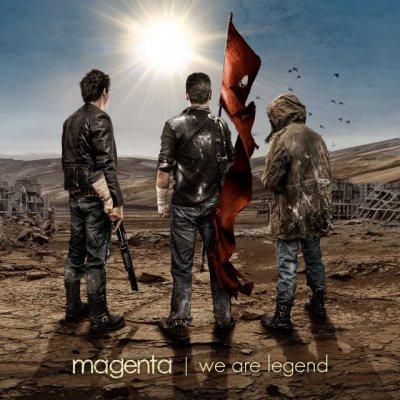 Magenta - We Are Legend (2017) DVD-Audio