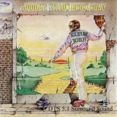 Elton John - Goodbye Yellow Brick Road (2004) DTS 5.1