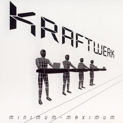 Kraftwerk - Minimum-Maximum (German Version) (2005) SACD-R
