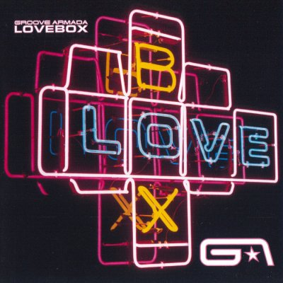 Groove Armada - Love Box (2002) SACD-R