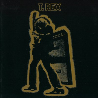 T. Rex - Electric Warrior (2003) SACD-R