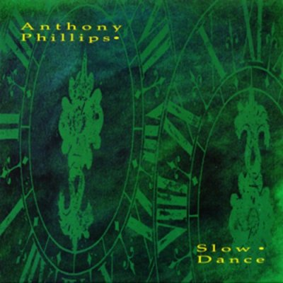 Anthony Phillips - Slow Dance (2017) Audio-DVD