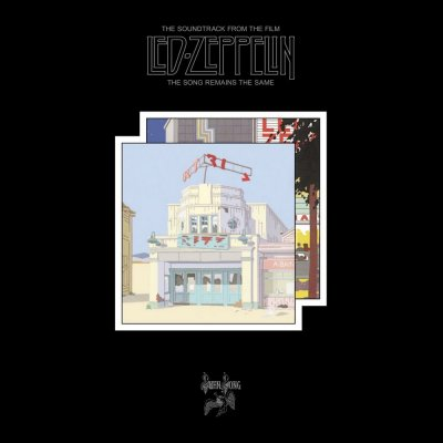 Led Zeppelin - The Song Remains The Same (2018) Audio-DVD