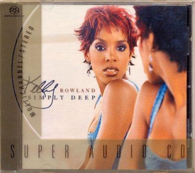 Kelly Rowland - Simply Deep (2002) SACD-R