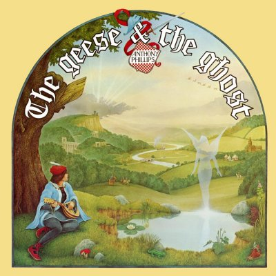 Anthony Phillips - The Geese and The Ghost (2015) DVD-Audio