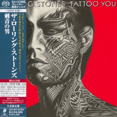 The Rolling Stones - Tattoo You (2011) SACD-R