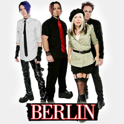Berlin - Metro Greatest Hits (2004) FLAC