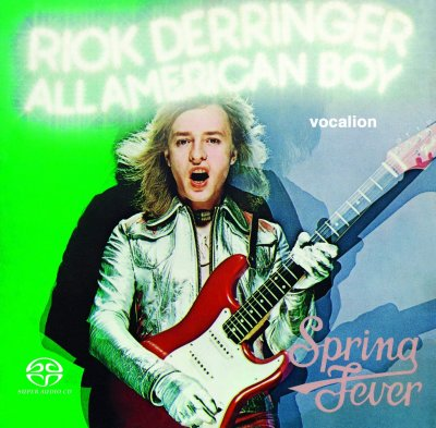 Rick Derringer - All American Boy & Spring Fever (2018) SACD-R