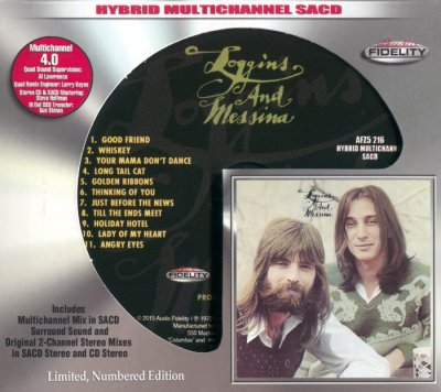 Loggins and Messina - Loggins and Messina (2015) SACD-R
