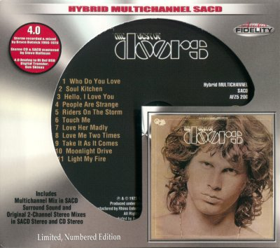 The Doors - The Best of The Doors (2015) SACD-R