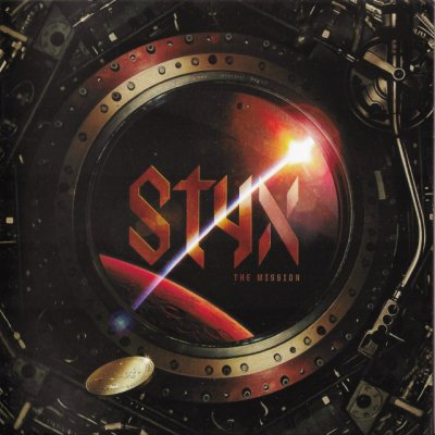 Styx - The Mission (2018) FLAC 5.1