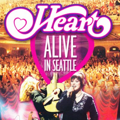 Heart - Alive In Seattle (2003) SACD-R