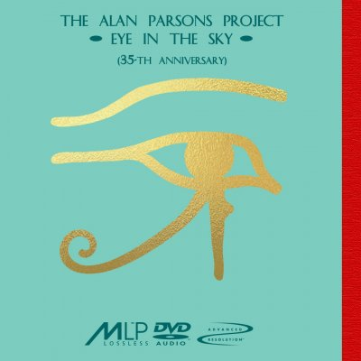 The Alan Parsons Project - Eye in the Sky (2017) DVD-Audio