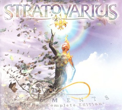 Stratovarius - Elements Pt. 1 & 2 (Complete Edition) (2014) Audio-DVD