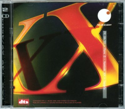 Move D and Namlook XX - Taygete (2009) DTS 5.1