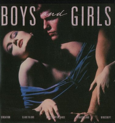 Bryan Ferry - Boys and Girls (2005) SACD-R