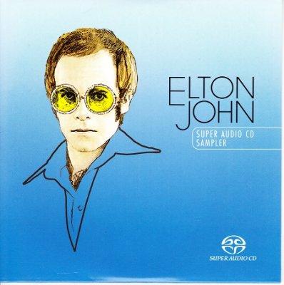 Download Elton John - Super Audio CD Sampler on SACD