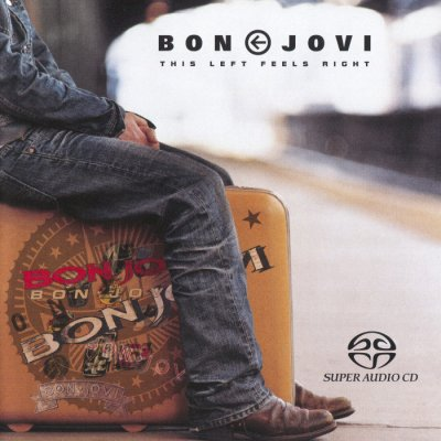 Bon Jovi - This Left Feels Right (2003) SACD-R