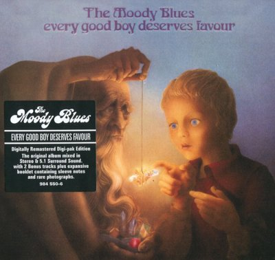 The Moody Blues - Every Good Boy Deserves Favour (2007) SACD-R