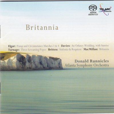 Donald Runnicles, Atlanta Symphony Orchestra - Britannia (2007) SACD-R