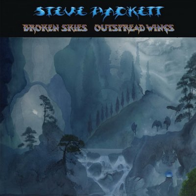 Steve Hackett - Broken Skies Outspread Wings (2018) Audio-DVD