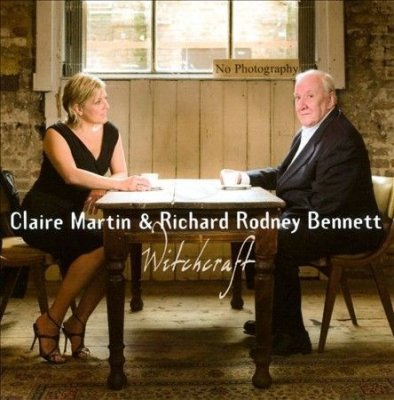 Claire Martin & Richard Rodney Bennett - Witchcraft (2011) SACD-R