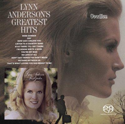 Lynn Anderson - Rose Garden & Greatest Hits (2018) SACD-R