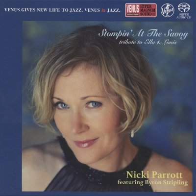 Nicki Parrott - Stompin' At The Savoy (2018) SACD-R