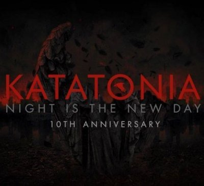 Katatonia ‎- Night Is The New Day (2019) Audio-DVD