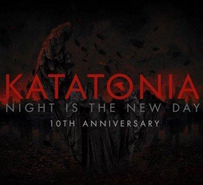 Katatonia - Night Is The New Day (2019) Audio-DVD