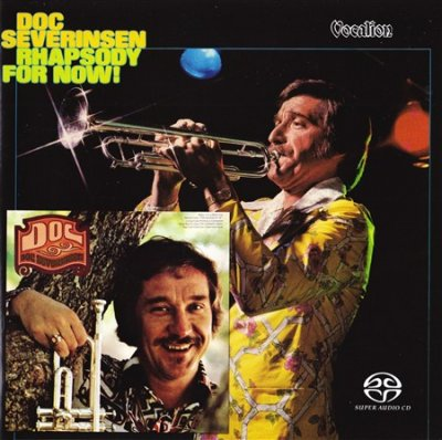 Doc Severinsen - Rhapsody For Now! & Doc (2017) SACD-R