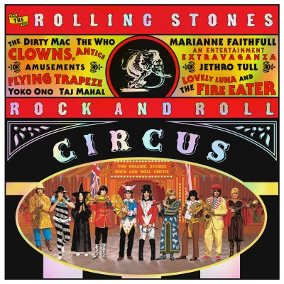 VA - The Rolling Stones Rock And Roll Circus (2019) FLAC