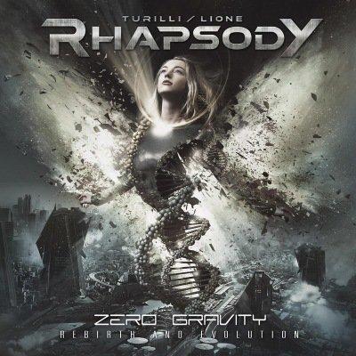 Turilli / Lione Rhapsody - Zero Gravity (Rebirth and Evolution) (2019) FLAC