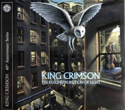 King Crimson - The ReconstruKction Of Light (2019) DVD-Audio