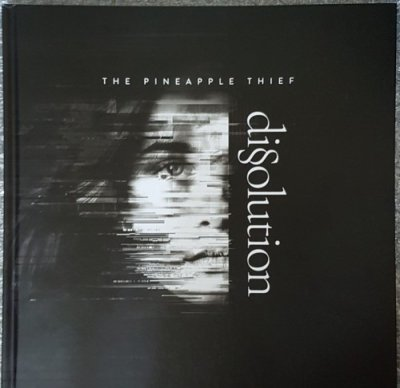 The Pineapple Thief - Dissolution (2018) Audio-DVD