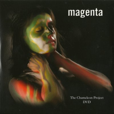 Magenta - The Chameleon Project (2011) Audio-DVD