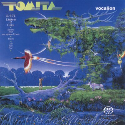 Isao Tomita » Free lossless and surround music download (DVD