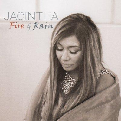 Jacintha - Fire & Rain (2018) SACD-R