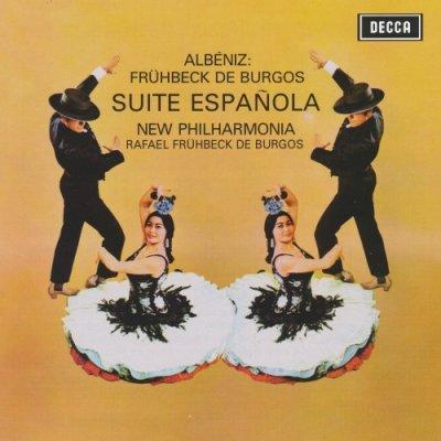 Isaac Albéniz – Suite Española (2017) SACD-R