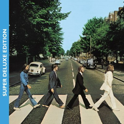 The Beatles ‎- Abbey Road (Anniversary Edition) (2019) FLAC 5.1