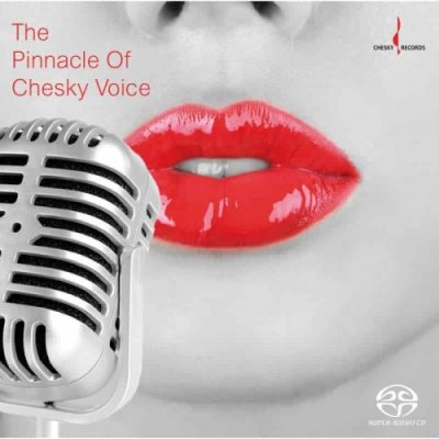 VA - The Pinnacle Of Chesky Voice (2017) SACD-R