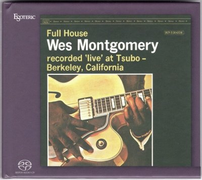 Wes Montgomery - Full House (2018) SACD-R