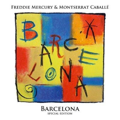 Freddie Mercury & Montserrat Caballe - Barcelona (Special Edition) (2019) FLAC