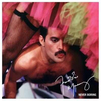 Freddie Mercury - Never Boring (2019) FLAC