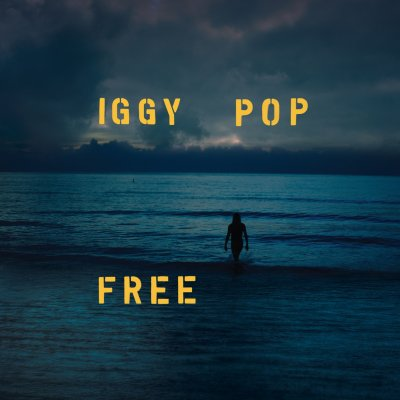 Iggy Pop - Free (2019) FLAC