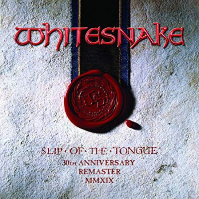 Whitesnake - Slip Of The Tongue (2019) FLAC